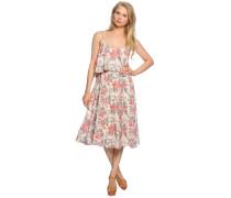 Kleid, Mehrfarbig, Damen