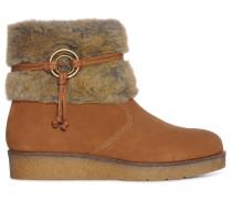 Boots, camel, Damen
