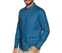 Business Hemd Regular Fit blau/petrol