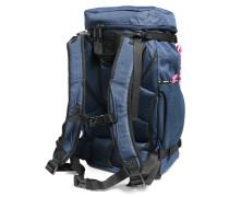 Rucksack blau/pink