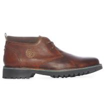 Boots, braun, Herren