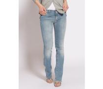 Jeans Bootcut blau
