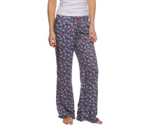 Hose, navy/multi, Damen