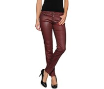Jeggings, bordeaux, Damen