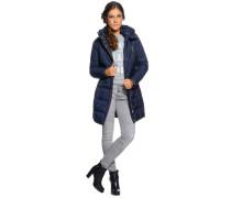 Mantel, Blau, Damen