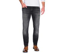 Sweat Jeans, Schwarz, Herren
