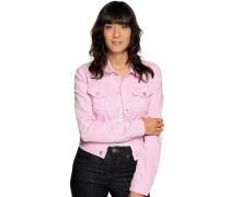 Jeansjacke, rosa, Damen