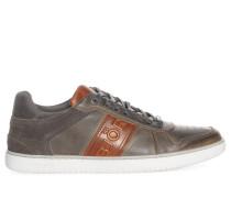 Sneaker, Braun, Herren