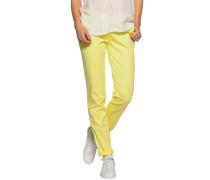 Chino, gelb, Damen