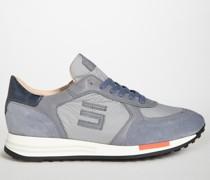 Sneaker graublau