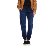 Sweat Jeans, Blau, Damen