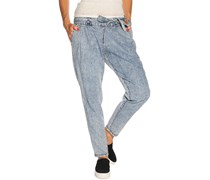 Hose, denim, Damen