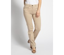 Jeans Gina taupe