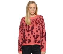 Pullover, hellrot, Damen