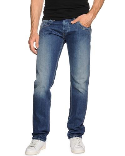 pepe jeans herren jeans blau herren 50 reduziert. Black Bedroom Furniture Sets. Home Design Ideas