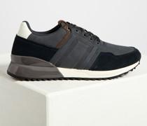 Sneaker navy/anthrazit