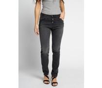 Jeans Skinny anthrazit