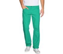 Chino, grün, Herren