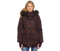 Jacke, bordeaux, Damen