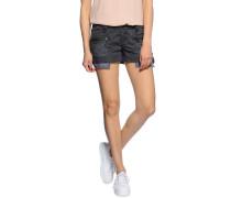 Shorts, anthrazit, Damen