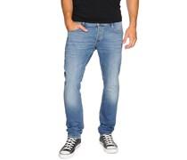 Jeans, blau, Herren