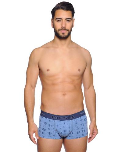Boxershorts, Blau, Herren