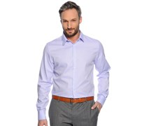 Hemd Custom Fit, flieder, Herren