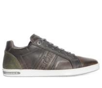 Sneaker, braun/khaki, Herren