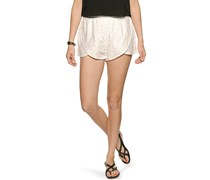 The Days You Feel Alive Shorts, cream, Damen