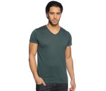 T-Shirt, flaschengrün, Herren