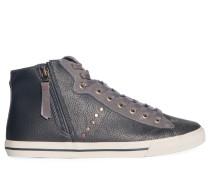 Sneaker, dunkelgrau, Damen
