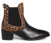 Chelsea Boots schwarz/braun
