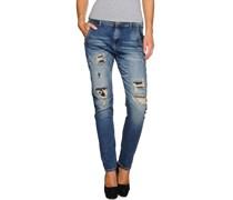 Mademoiselle Jeans, blau, Damen