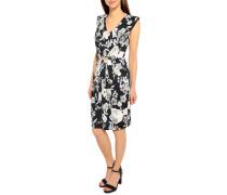 Kleid schwarz/offwhite