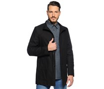 Peer Cotton Jacke, black, Herren