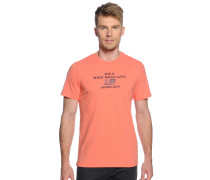 T-Shirt, Orange, Herren
