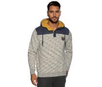 Sweatshirt navy/grau
