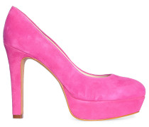Plateau High Heels, pink, Damen