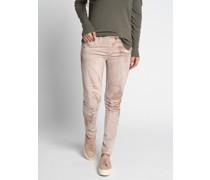 Jeans Slim rosé