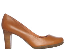 Pumps, cognac, Damen