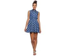 Kleid, Blau, Damen