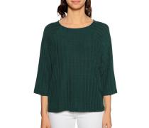 Strickshirt grün