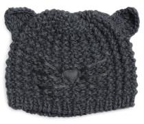 Mütze, grau, Unisex