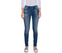 Jeans Nicole blau