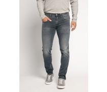 Jeans Anbass graublau