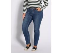 Jeans Five (große Größen) blau