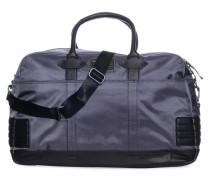 Reisetasche, grau, Herren