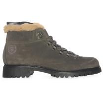 Boots, dunkelgrau, Damen