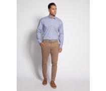 Business Hemd Regular Fit blau