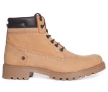 Boots, Beige, Damen